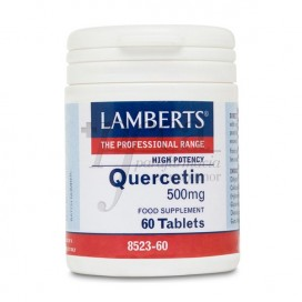 QUERCITINA 500MG 60 COMPS