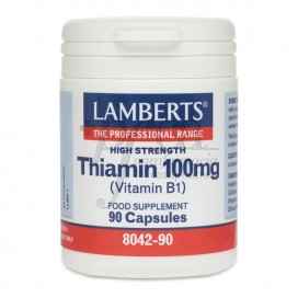 TIAMINA (VITAMINA B1) 100MG 90 CAPS