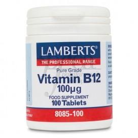 VITAMINA B12 100MCG 100 COMPS