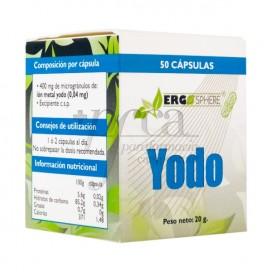 ERGONAT YODO 50 CAPS