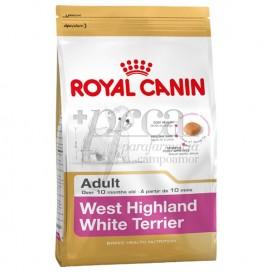 ROYAL CANIN WEST HIGHLAND ADULT 3 KG