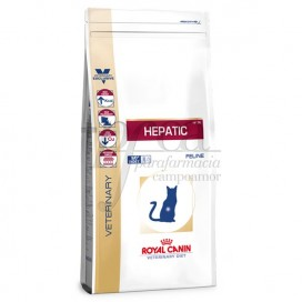 ROYAL CANIN FELINE HEPATIC 4 KG