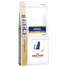 ROYAL CANIN FELINE RENAL SELECT 4 KG