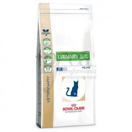 ROYAL CANIN FELINE URINARY S/O 1,5 KG