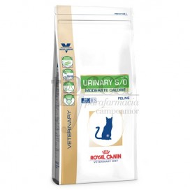 ROYAL CANIN FELINE URINARY MODERATE 9 KG