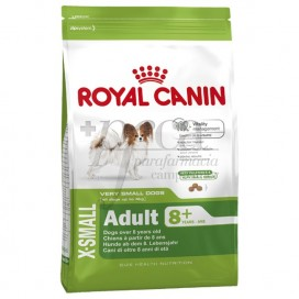 ROYAL CANIN X-SMALL ADULT 8+ 0,5 KG