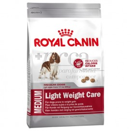 ROYAL CANIN MEDIUM LIGHT WEIGHT CARE 9 KG