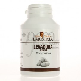 BEER YEAST 280 TABLETS LAJUSTICIA