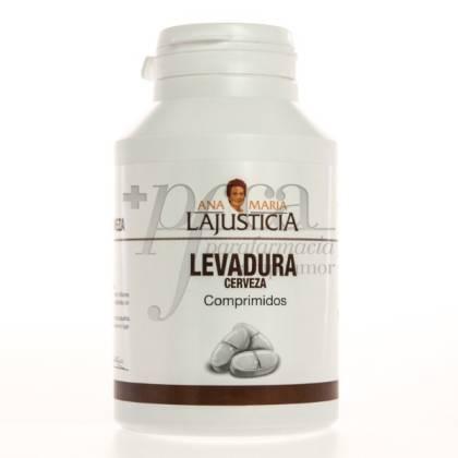 LAJUSTICIA LEVADURA CERVEZA 280 COMPS