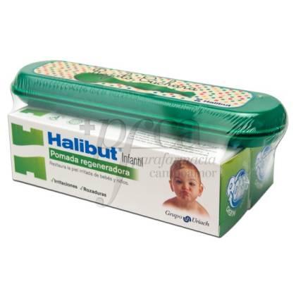 HALIBUT INFANTIL 2X45G + REGALO PROMO