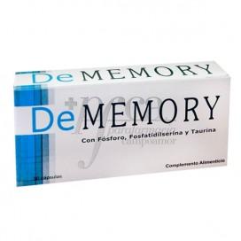 DE MEMORY 30 CAPSULES