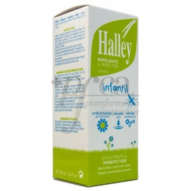 HALLEY CHILDREN REPELLENT LOTION 2Y+ 100ML