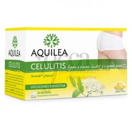 AQUILEA CELLULITIS TEA 20 TEA BAGS
