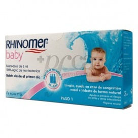 RHINOMER BABY 20 SINGLE DOSE 5 ML