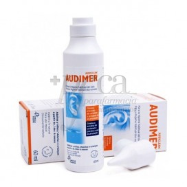 AUDIMER AUDICLEAN EAR CLEANSING SOLUTION