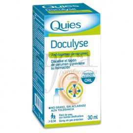 DOCULYSE ANTI-CERUMEN LÖSUNG 30 ML