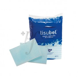 LISUBEL DISPOSABLE SOAPY SPONGE 24 SPONGES