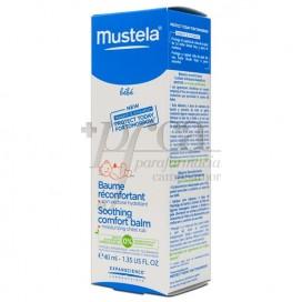 MUSTELA BEBE BALSAMO RECONFORTANTE PECTORAL 40 ML