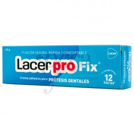 LACER PRO FIX ADHESIVE CREAM FOR DENTAL PROTHESIS 40 G