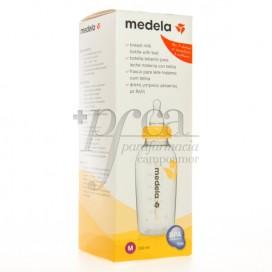 MEDELA BABYFLASCE MITTLERER FLUSS SAUGER 250 ML