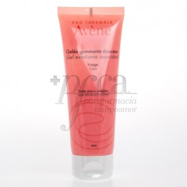 AVENE ESFOLIANTE SUAVE PURIFICADOR 75 ML