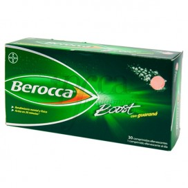 BEROCCA BOOST 30 EFFERVESCENT TABLETS
