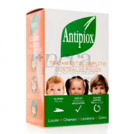 ANTIPIOX COMPLETE LICE TREATMENT