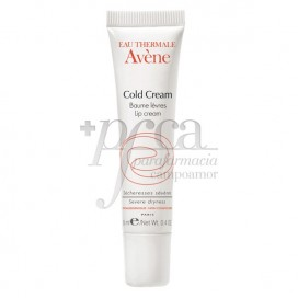 AVENE COLD CREAM BALSAMO LABIAL 15ML