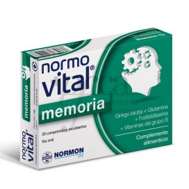 NORMOVITAL MEMORIA 30 COMPS