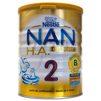 NESTLE NAN EXPERT HA 2  6M+ 800G