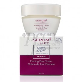 BOOTS SERUM7 LIFT CREME REAFIRMANTE DIA