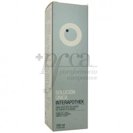 IA MULTIPURPOSE SOLUTION SOFT CONTACT LENSES 100ML