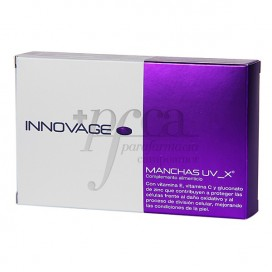 INNOVAGE IN OUT MANCHAS UV 32 CAPS