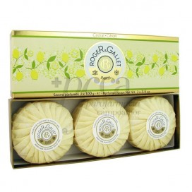 ROGER & GALLET PERFUMED SOAP CEDRAT 3X100 G