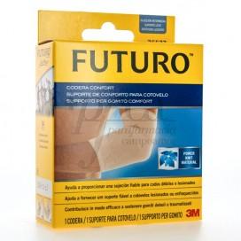FUTURO COTOVELEIRA CONFORTO TAMANHO GRANDE 28-30.5CM 1 UNIDADE