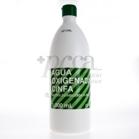 CINFA AGUA OXIGENADA 10 VOL 1000 ML
