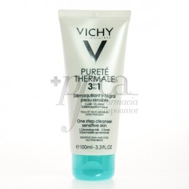 VICHY 3EN1 DESMAQUILLANTE INTEGRAL 100ML