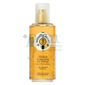 ROGER & GALLET ACEITE SECO BOIS D'ORANGE 100 ML
