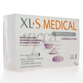 XLS MEDICAL CARBOBLOCKER 60 TABLETTEN