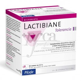 LACTIBIANE TOLERANCE 30 SOB