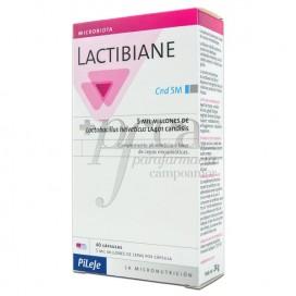 LACTIBIANE CANDISIS 5MG 40 CAPS
