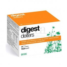 DIGEST DEITERS 20 SOBRES DIGESTION