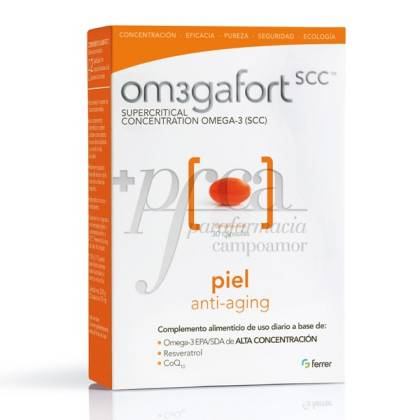 OMEGAFORT PIEL 715 MG 30 CAPS