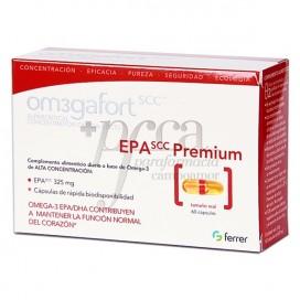OMEGAFORT OMEGA 3 EPA PREMIUM 60 CAPS