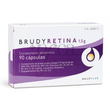 BRUDY RETINA 1,5G 90 CAPS