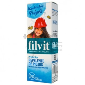 FILVIT LICE REPELLENT 125 ML