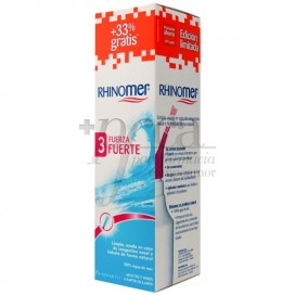 RHINOMER NASAL CLEANING F-3 135ML+45ML PROMO