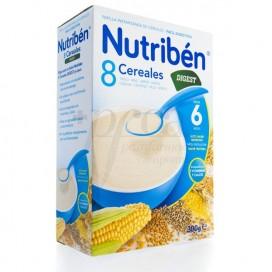 NUTRIBEN 8 CEREAIS DIGEST 300 G
