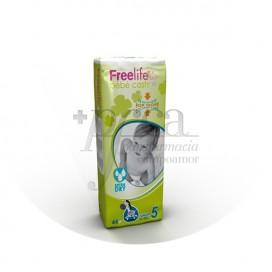 FREELIFE BEBECASH PAÑAL INFANTIL T- 5  44 U