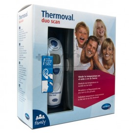 THERMOVAL DUO SCAN TERMOMETRO OIDO FRENTE